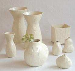 VIT ceramics, vase collection