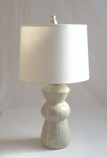 kri kri studio Chocko lamp, gray